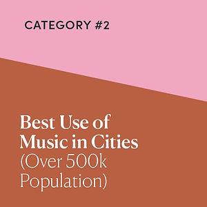 842 MUSIC CITIES AWARDS Website_Categori