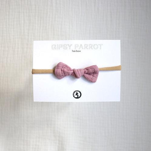 Spring Violet Baby knot -panta