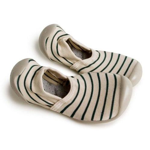 Espadrillot, Green stripes