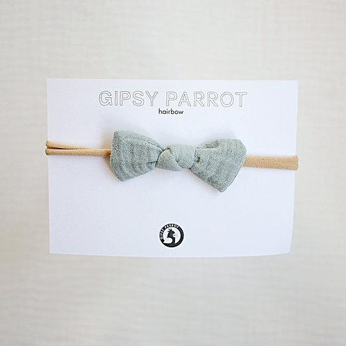 Sage Baby knot -panta