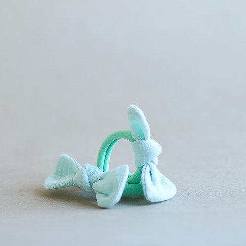 Mint hairbands x2