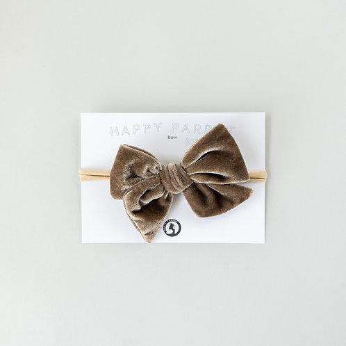 Almond -BOYS Bow tie