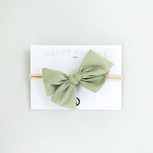 Olive -BOYS Bow tie