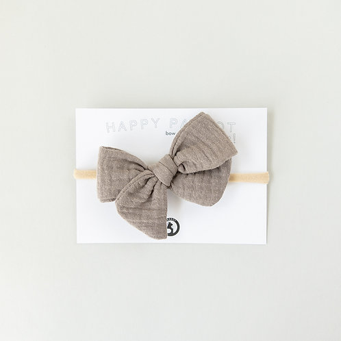Sand -BOYS Bow tie