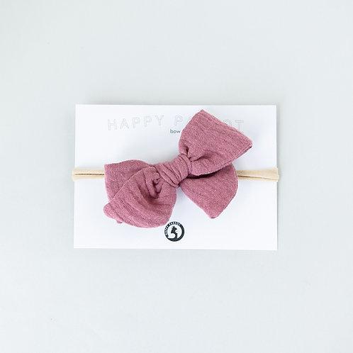 Mauve -BOYS Bow tie