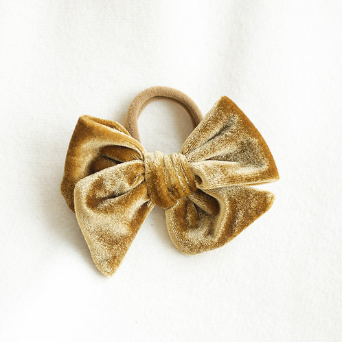 Gold rusettipompula
