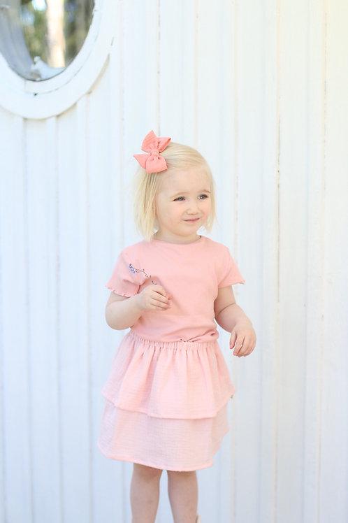Peachy Pink Hame