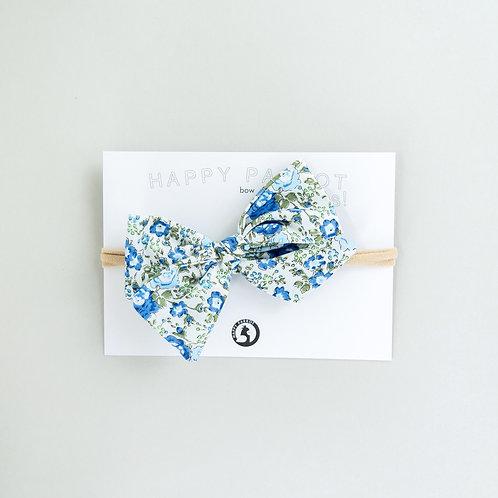 Blue blossom -BOYS Bow tie