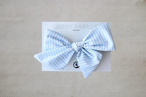 Light blue stripes Giant pin