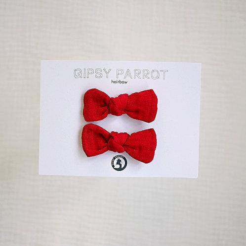 Tango Red Babypinnit 2 kpl