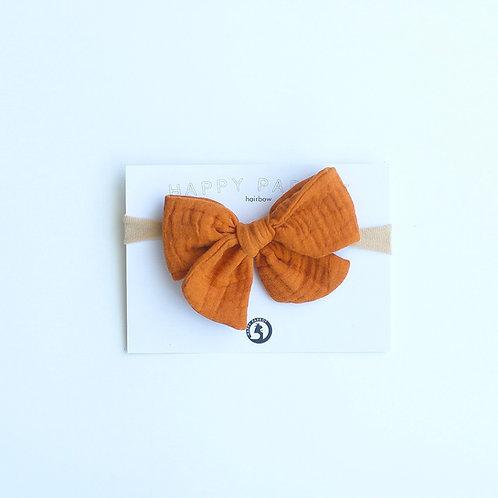 Orange rusettipanta