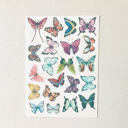 Perhoset -leikkitatuointi