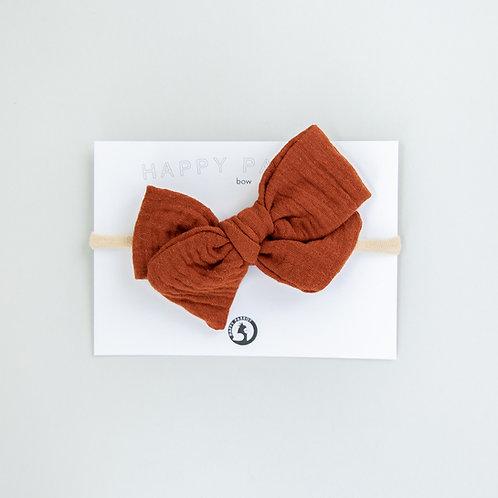 Rust -BOYS Bow tie