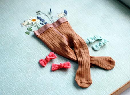 Laadukkaat sukkahousut lapselle,