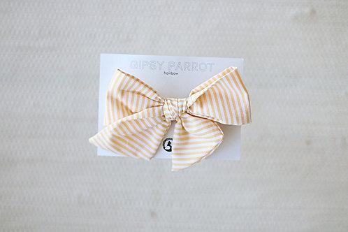 Lemon stripes Giant pinni