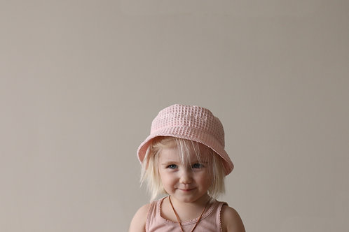 Bucket hat Bubblegum