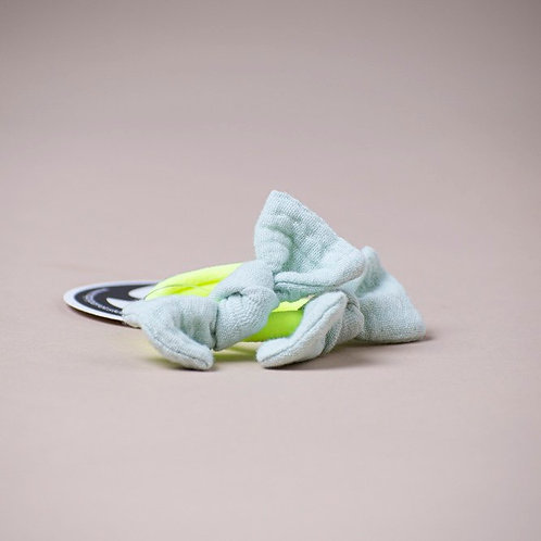 Neon & mint hairbands x 2
