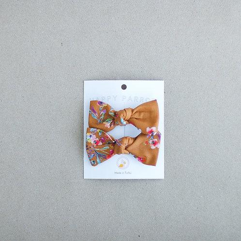 Vintage pastel - baby pinnit 2kpl