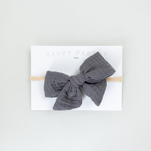 Granit -BOYS Bow tie