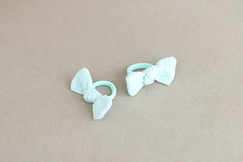 Mint BABY -hairbands x 2