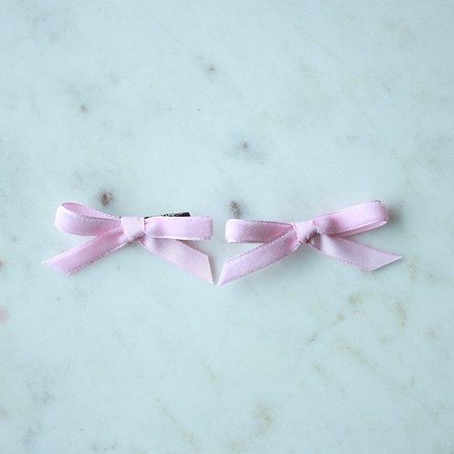 Light pink Ribbons X 2