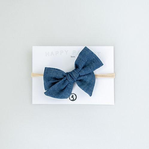 Denim -BOYS Bow tie