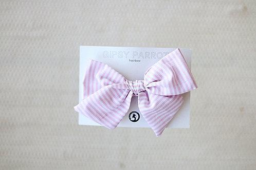 Light pink stripes Giant pinni