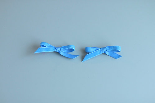 Greece blue Ribbons X 2