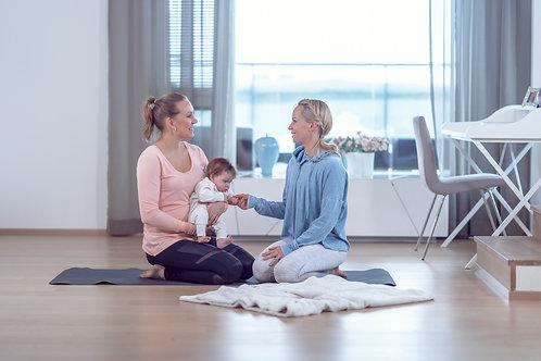 Nordic Fit Mama -äitikurssi