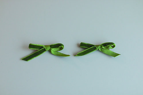 Green Ribbons X 2