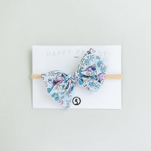 Blue & lilac-BOYS Bow tie