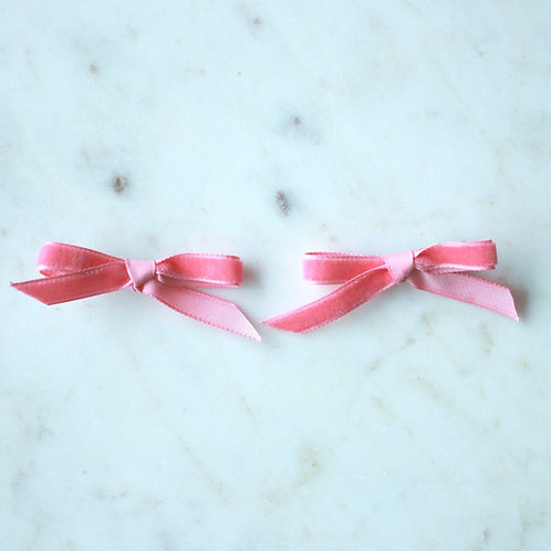 Flamingo Ribbons X 2