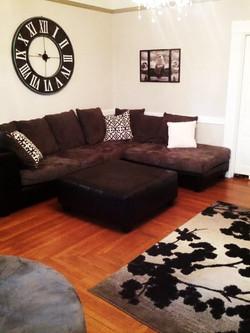 Josephine Suite - Livingroom