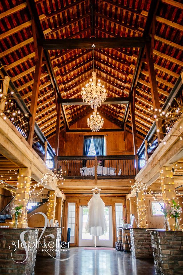 Josephina Barn Venue Rustic Kentucky Wedding