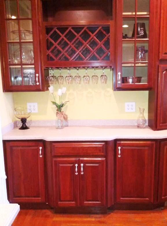 Josephine Suite - Kitchen