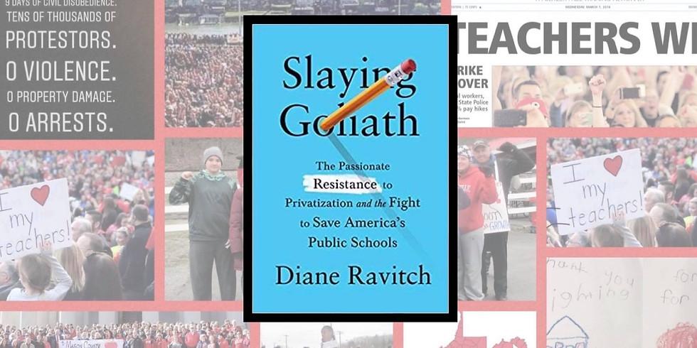 Diane Ravitch Red for Ed Celebration