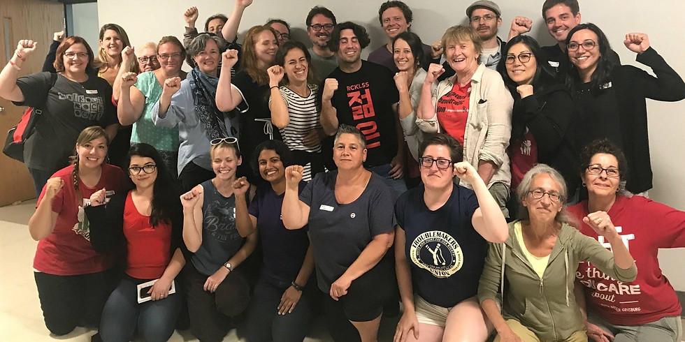 WV United Caucus Meeting