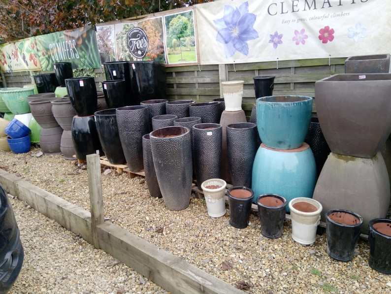 Pot selection