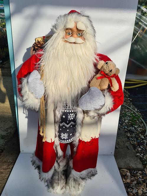 Large Santa Decoration