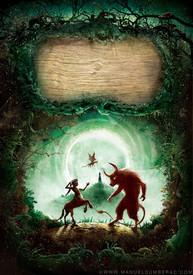ManuelSumberac_The Fabled Beast_Maze Run