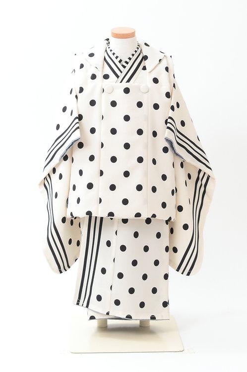 子供着物3歳用セット(三つ身&被布)