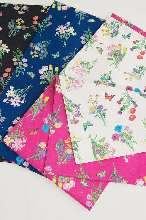 袋帯 Garden染め袋帯
