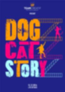 DOG CAT STORY, A musical by Julie Delaurenti, Alhambra, Paris