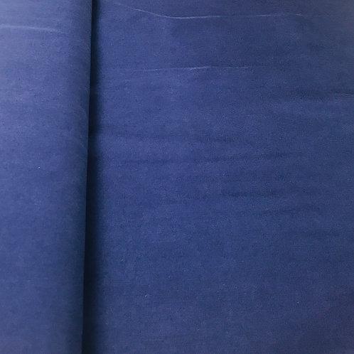 Lyocell marineblauw
