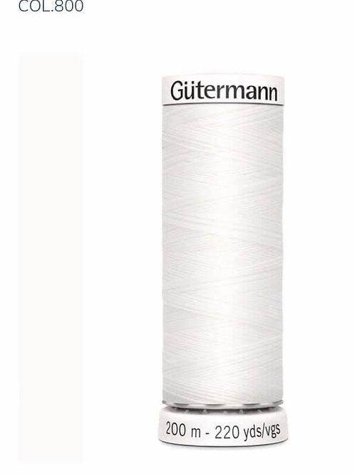 Garen kleur 800 wit