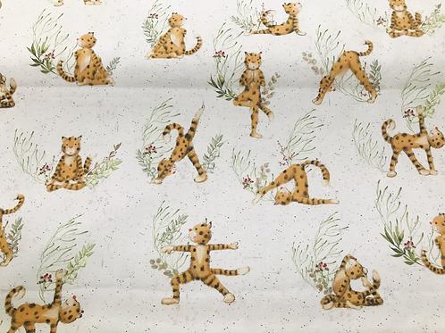 Lillestoff - yogamiezekatze - jersey GOTS