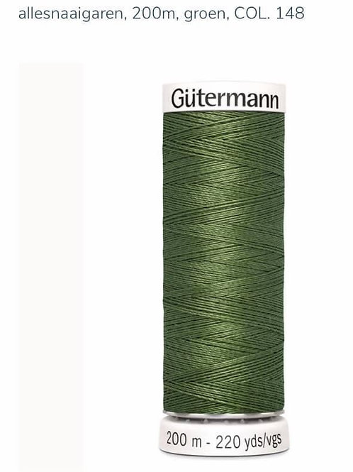Garen kleur 148 groen
