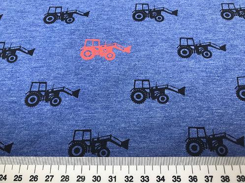 Poppy design tricot tractors