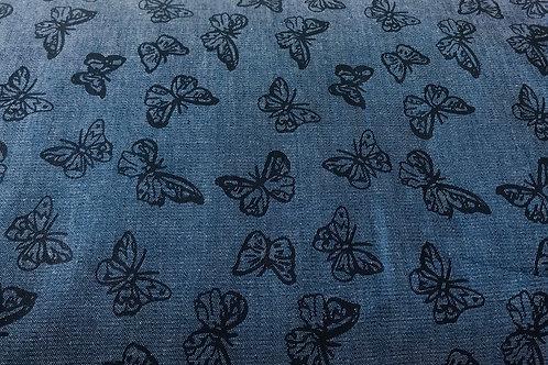Jeans vlinder