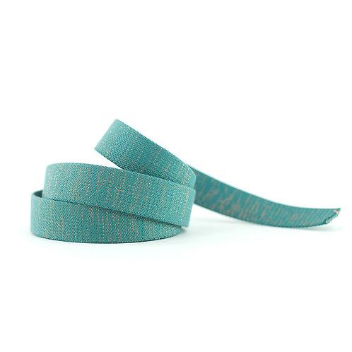 SYAS webbing Slate Blue Green